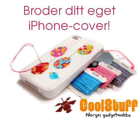 Broder iPhone-cover