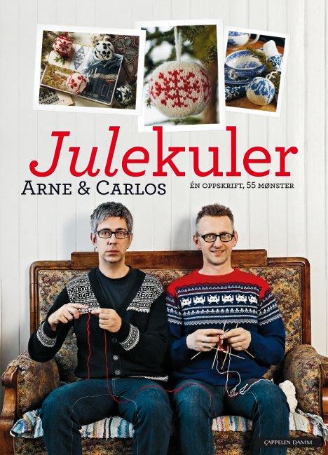 Julekuler av Arne & Carlos