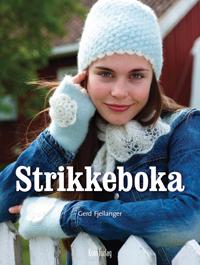 Strikkeboka av Gerd Fjellanger