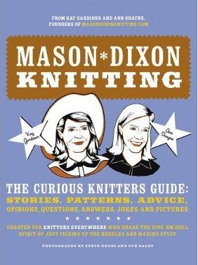 Strikkebok Mason-Dixon Knitting