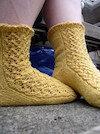 Geraldine Socks