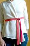 Double Knit Belt