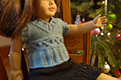 American Girl Cable Waist Vest