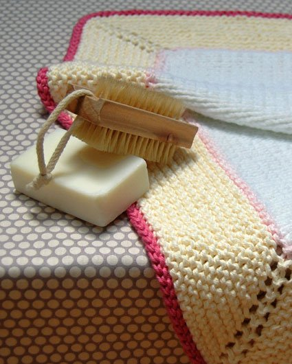 Simple Cotton Bath Mat