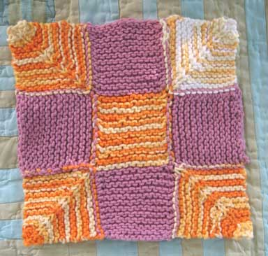 The Ninepatch Dishrag