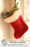 Tovet julestrømpe