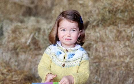prinsesse charlotte jakke oppskrift