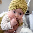 Snerten selekjole med turban
