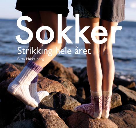 Sokker av Bitta Mikkelborg