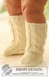 Sokker med fletter