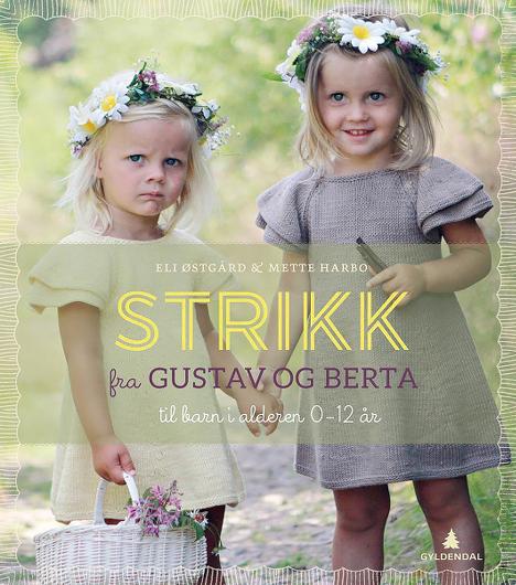 Strikk fra Gustav og Berta