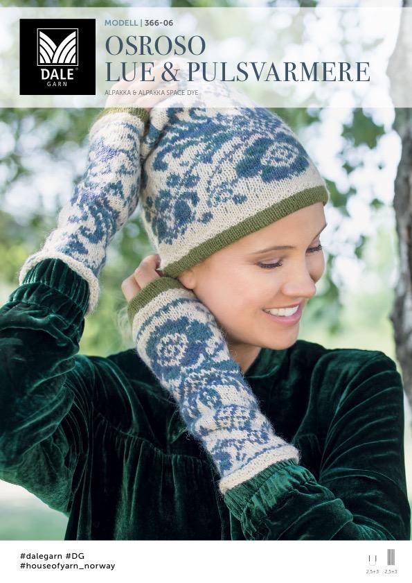 Dagens gratisoppskrift: Osroso genser |