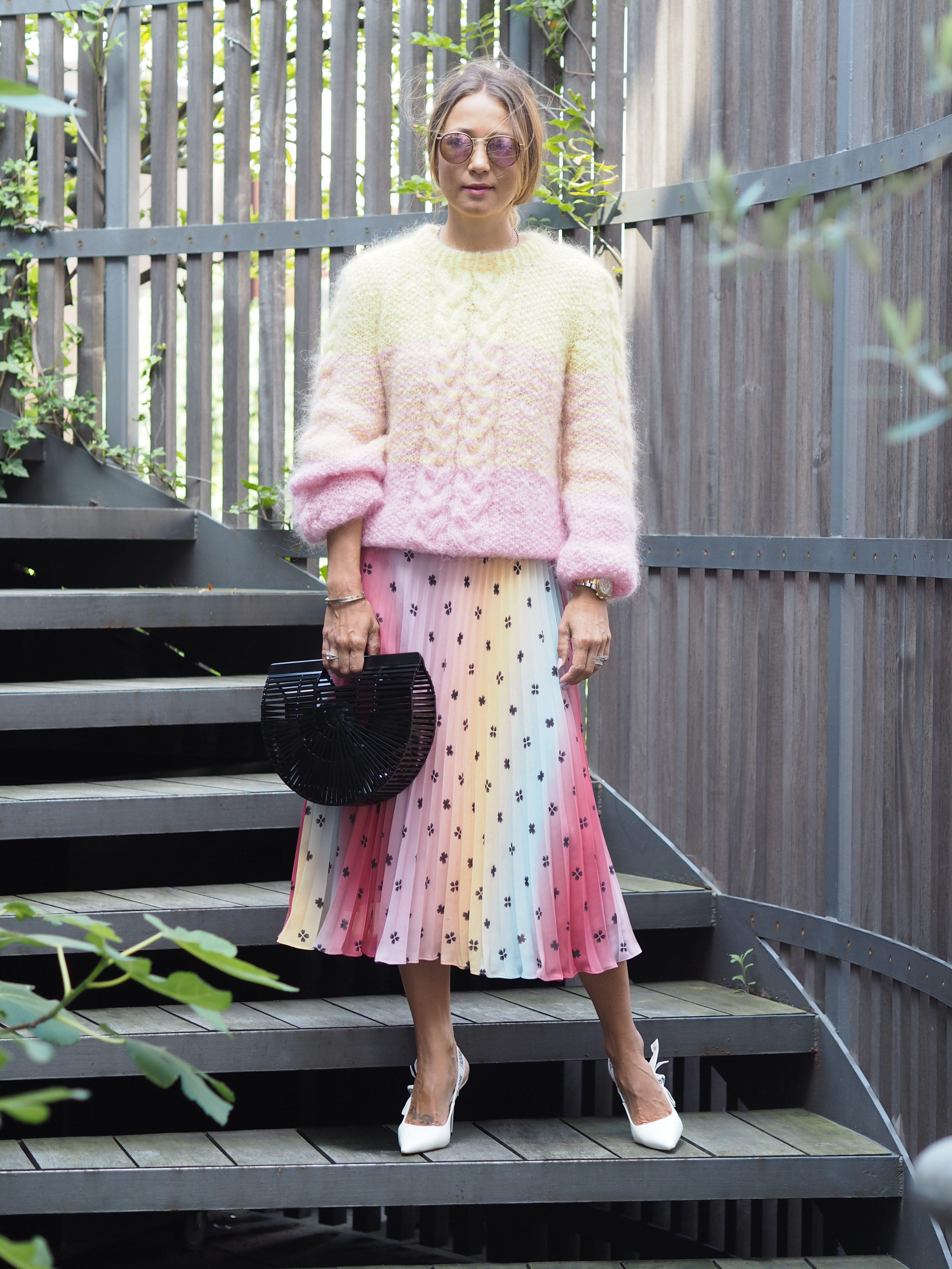 Dagens gratisoppskrift: «Poppy genseren» fra Line Langmo