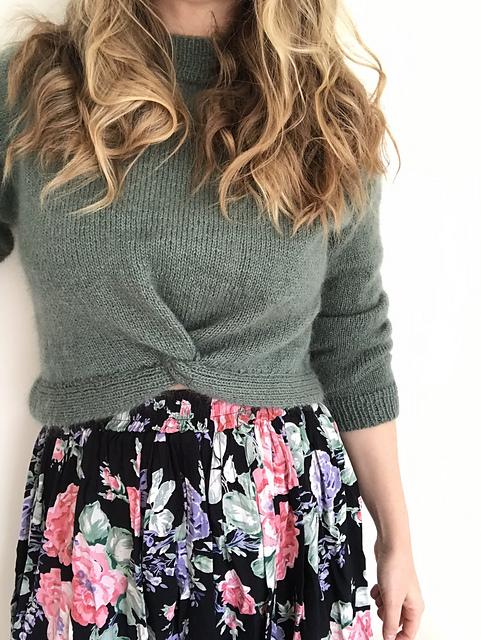 Dagens kjøpeoppskrift: Twist genseren  