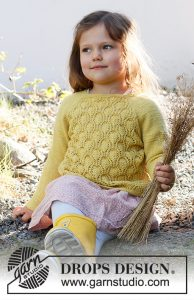 Sweet Marigold Sweater