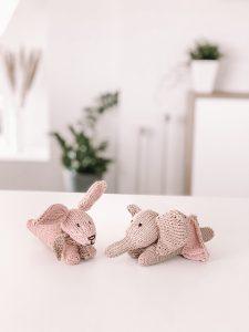 Kasper Kanin & Ella Elefant