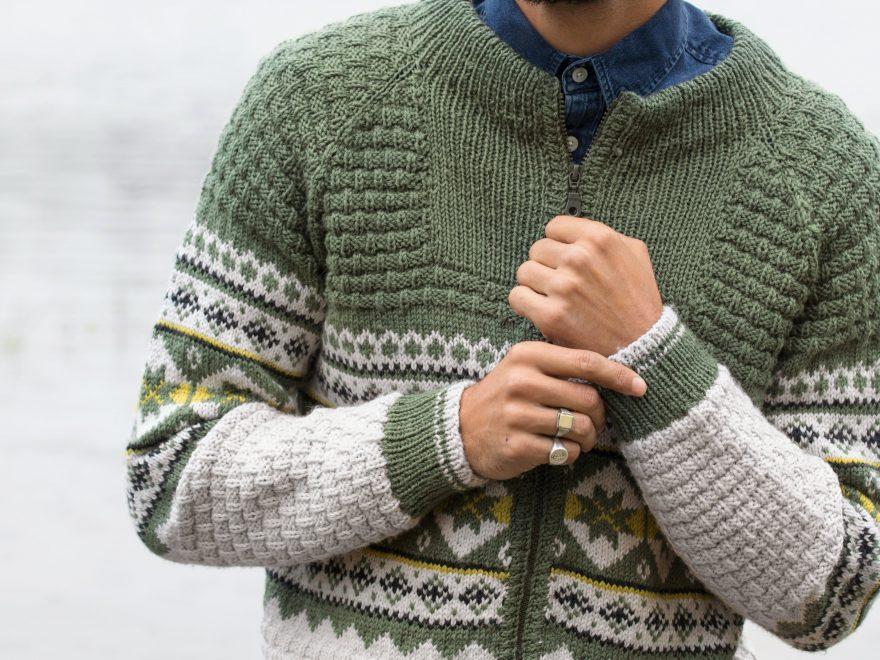Norrøna jakke