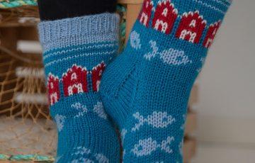 Rorbu-sokken