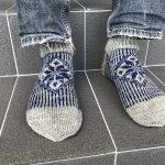 Lettknit Fredrik Socks