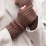 Hot Chocolate Wrist Warmers